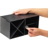 Deflect-o Organisationsbox CUBE