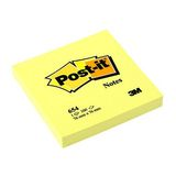 Post-it® Haftnotiz Notes, 76 x 76 mm (B x H), gelb, 100 Bl.